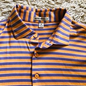 Peter Millar Short Sleeve Cotton Shirt
